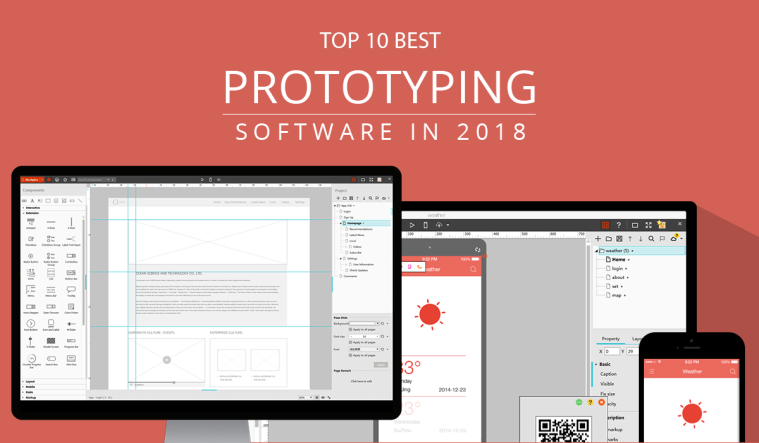 Top 10 Best Prototyping Software in 2018 – Top Web Design and